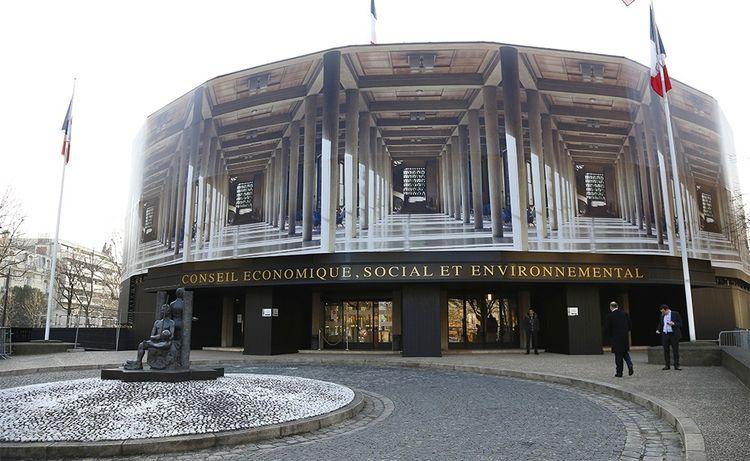 Emmanuel Macron veut réformer le Cese, le Conseil économique, social et environnemental.