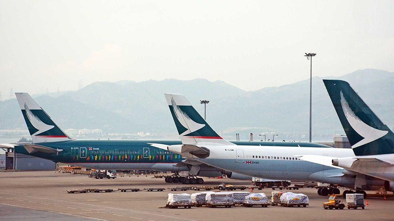 Il a fallu deux jours à Cathay Pacific pour reconnaître publiquement son erreur