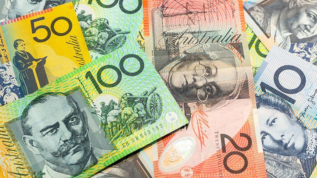 Le dollar australien a été la victime collatérale d'un bond inexpliqué du yen japonais.