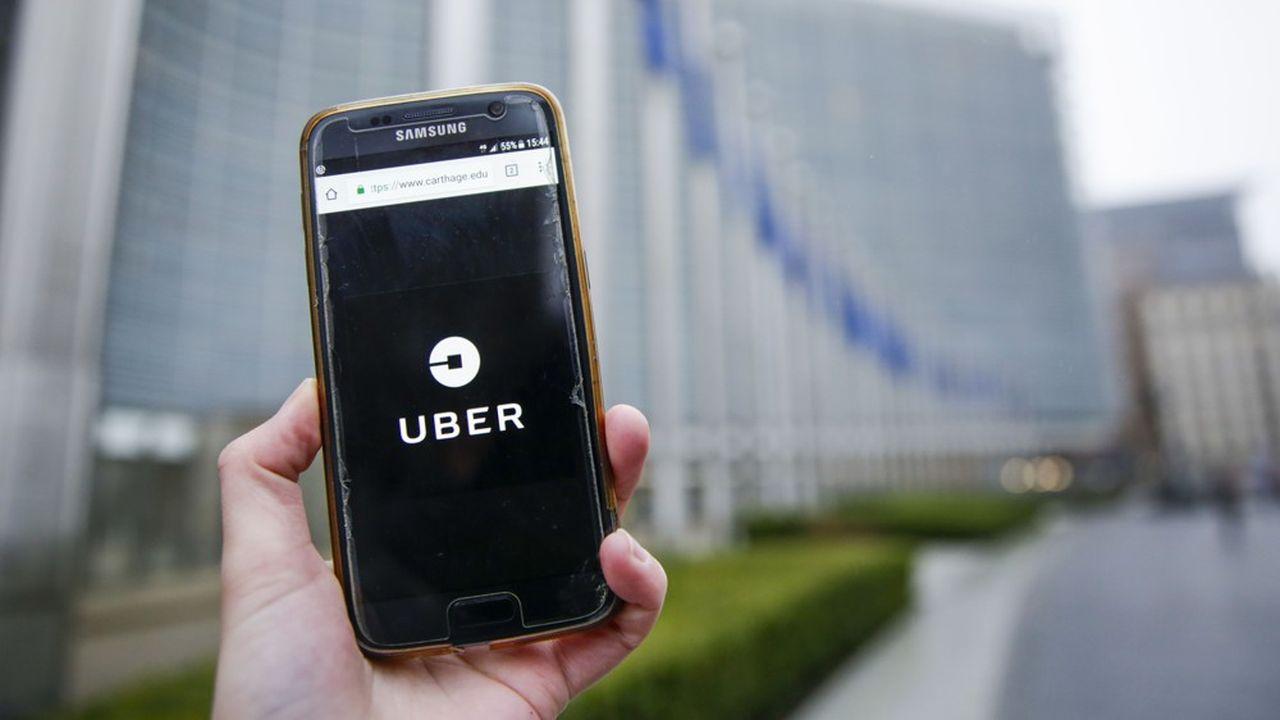 La capitale belge avait fait interdire le service UberPop dès 2015