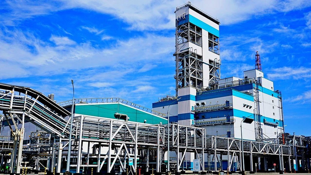 Près de Tobolsk, l'ancienne capitale sibérienne à plus de 2.000km à l'est de Moscou, Sibur construit à côté de son complexe actuel une immense usine.