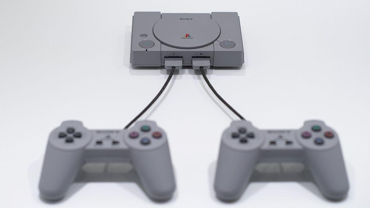 La PlayStation Classic a été lancé sur le marché le 3décembre 2018.
