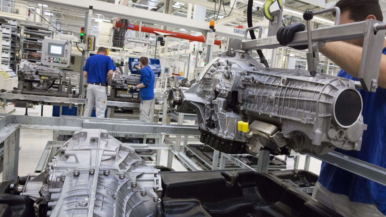 Le climat des affaires, même pour l'automobile allemande, pour 2019, ne s'annonce pas au beau fixe.