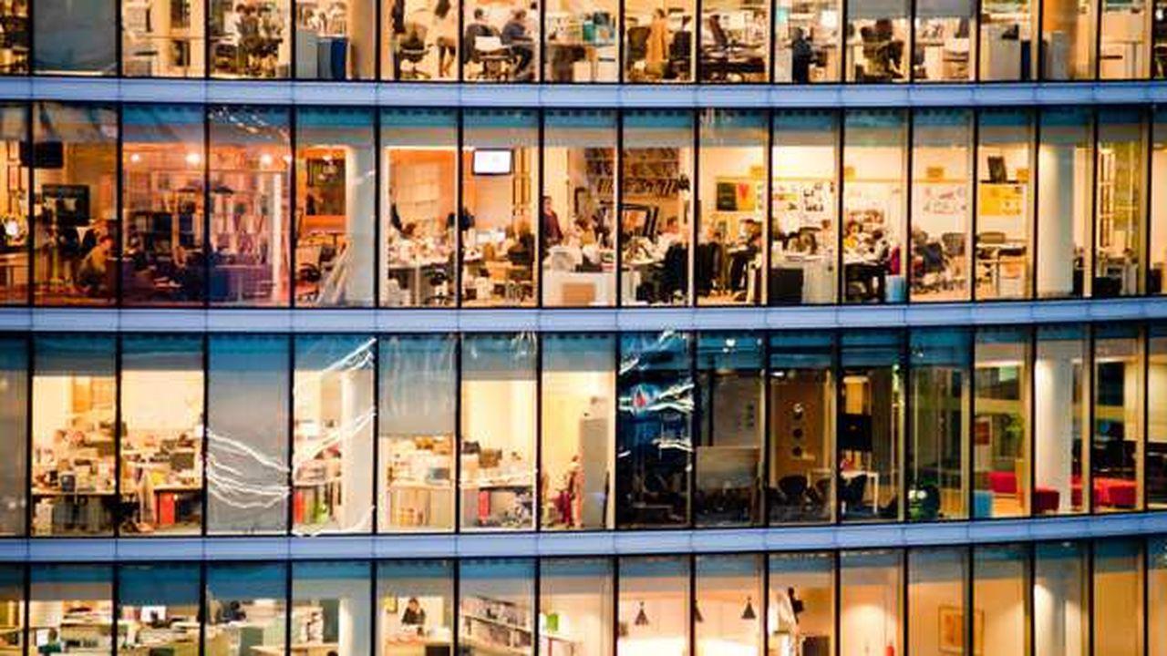 En europe l open space s impose dans les bureaux les echos