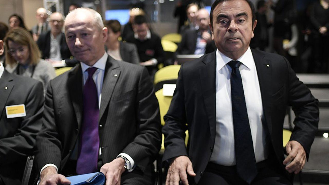 Renault va devoir apprendre à vivre sans Carlos Ghosn, son patron depuis dix ans.