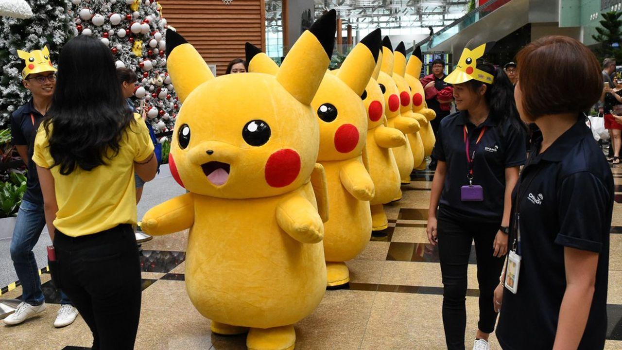 Niantic est l'éditeur du célèbre jeu vidéo Pokémon Go