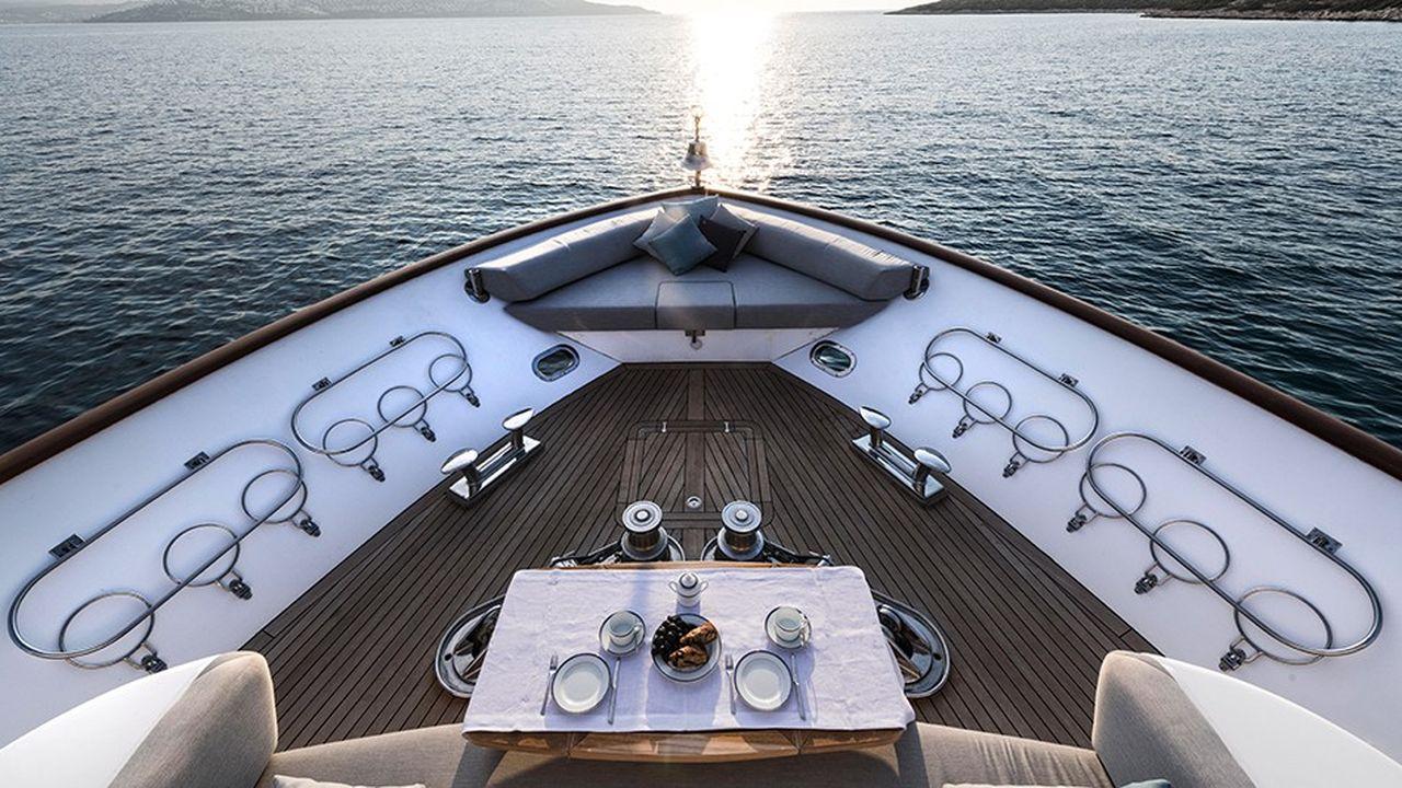 Une nouvelle spécialité pour le Groupe Artcurial: la vente et la location de yachts.
