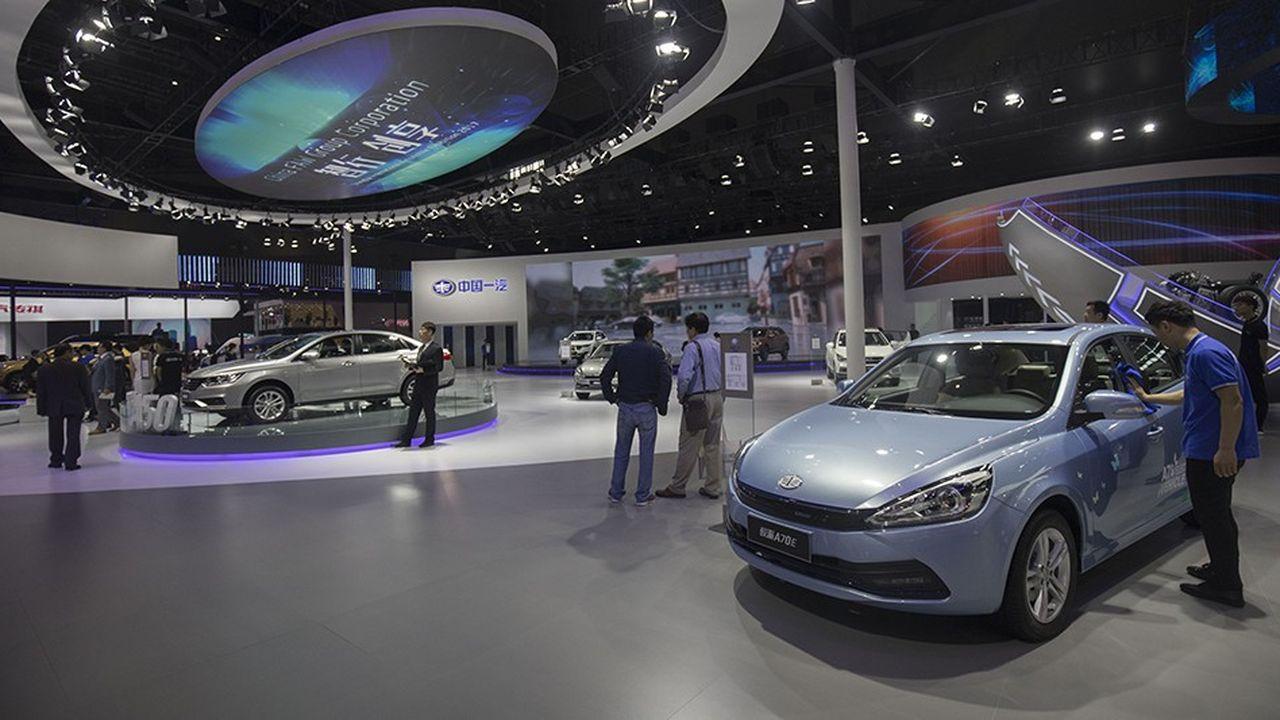 La fête est finie sur le marché automobile chinois.
