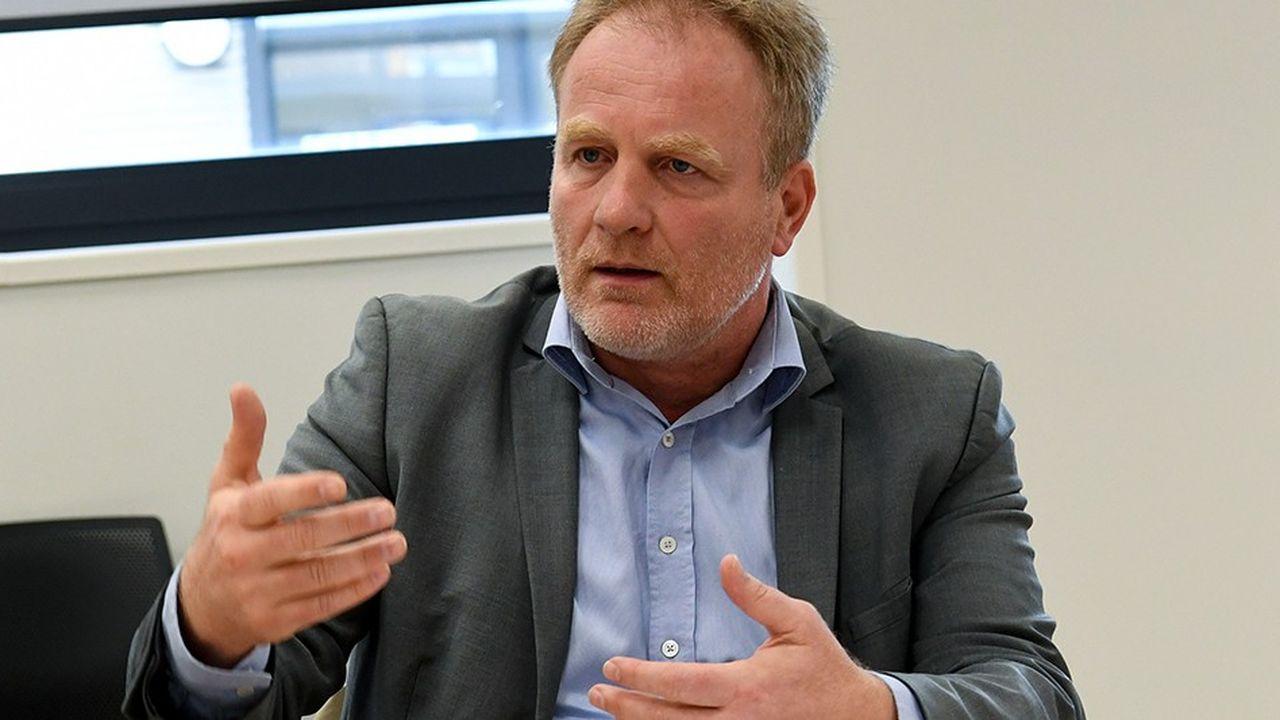 François Hommeril, le secrétaire national de la CFE-CGC plaide pour une augmentation des salaires dans les entreprises pour résorber les inégalités de revenus.