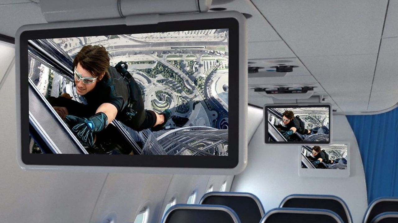 Panasonic Avionics travaille aussi à la personnalisation de ses systèmes de divertissement via la collecte de données passagers