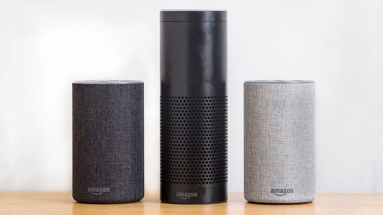 L'enceinte Echo d'Amazoin est loin d'être le seul vecteur de diffusion d'Alexa dans l'univers de la maison connectée.