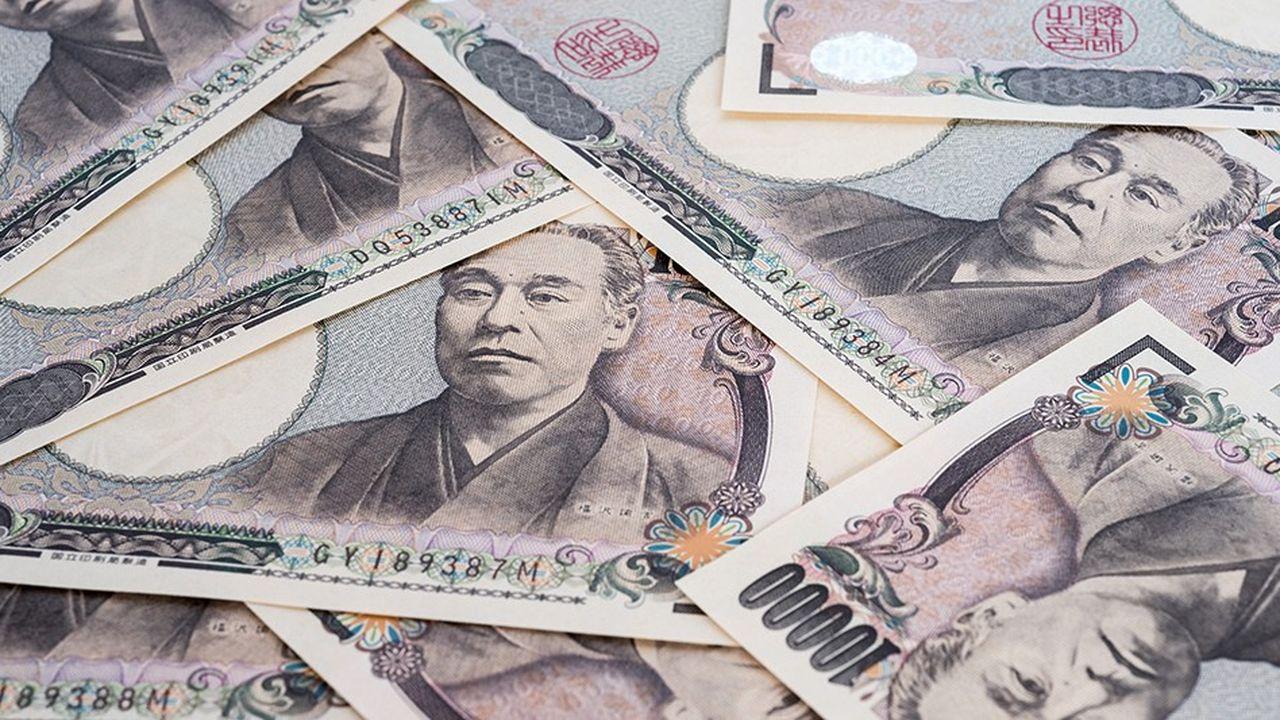 Le bond du yen illustre les craintes des marchés des changes