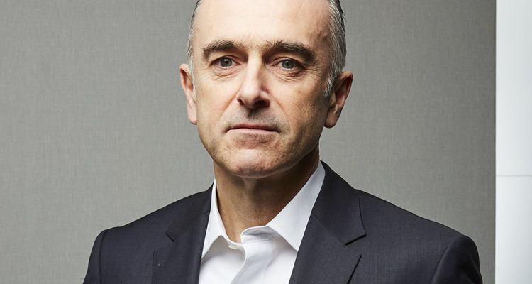 Jean Pierre Denis, President du Credit Mutuel de Bretagne et du Credit Mutuel Arkea
