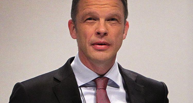 Christian Sewing, président du directoire de Deutsche Bank