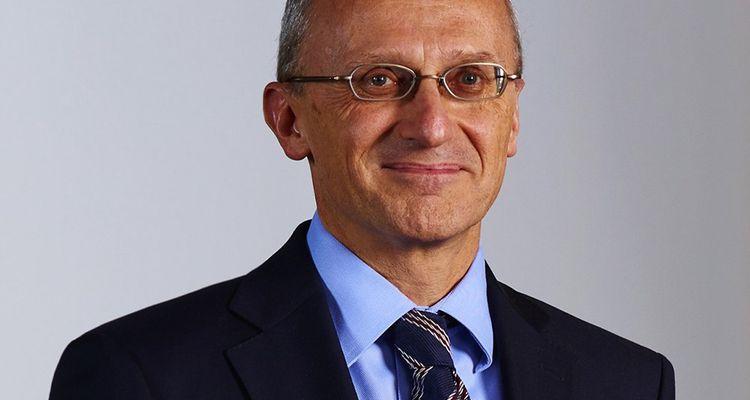 Andrea Enria, président duconseil de surveillance prudentielle logé à la Banque centrale européenne.