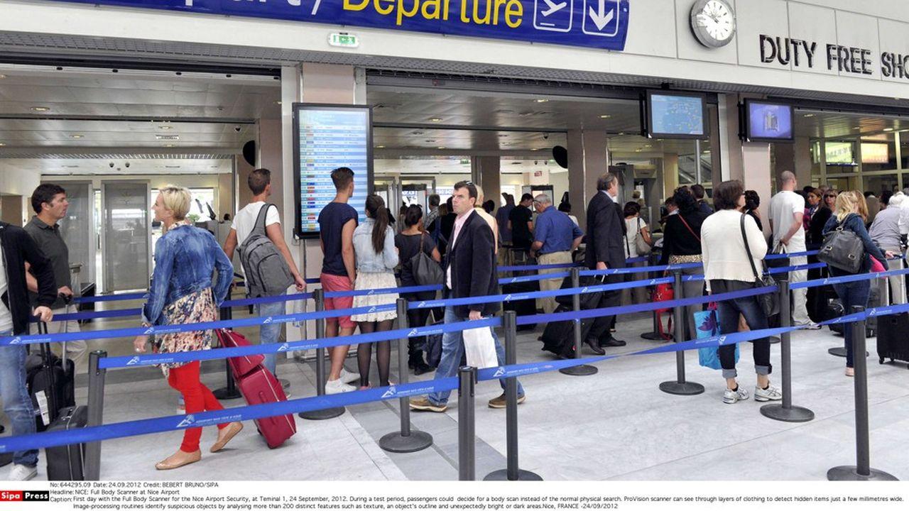 L'été dernier, 117 destinations directes, un record, étaient proposées au départ de la Côte d'Azur.