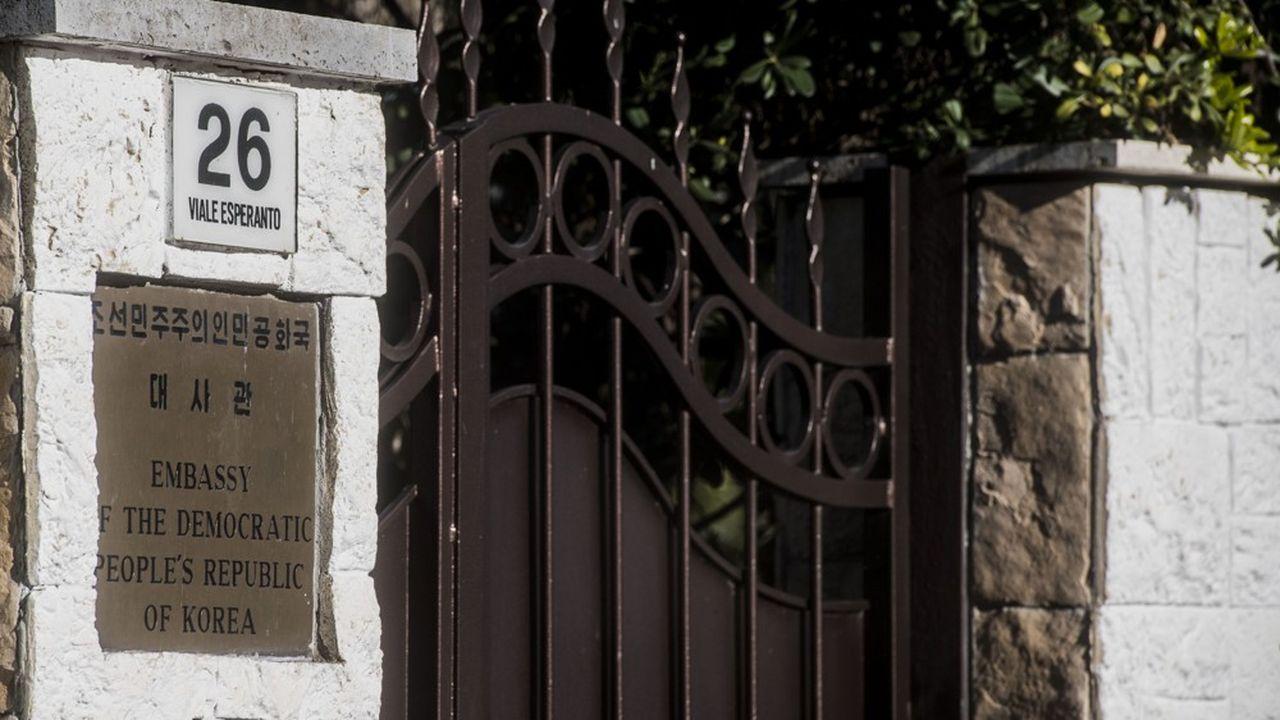 Jo Song-gil, qui était à la tête de l'ambassade de Corée du Nord à Rome depuis 2017, aurait, dès mi-novembre, demandé la protection des autorités italiennes.
