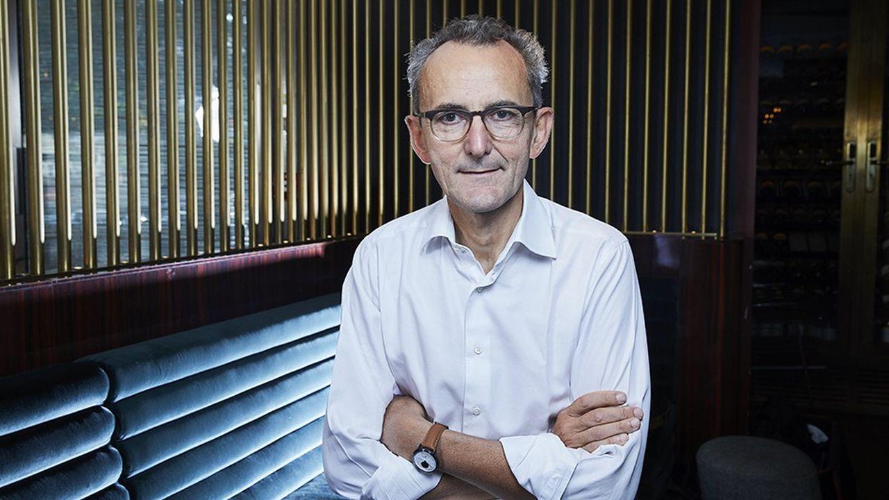 Eric Carreel, PDG de Withings, a racheté cet été la start-up qu'il avait vendue à Nokia.