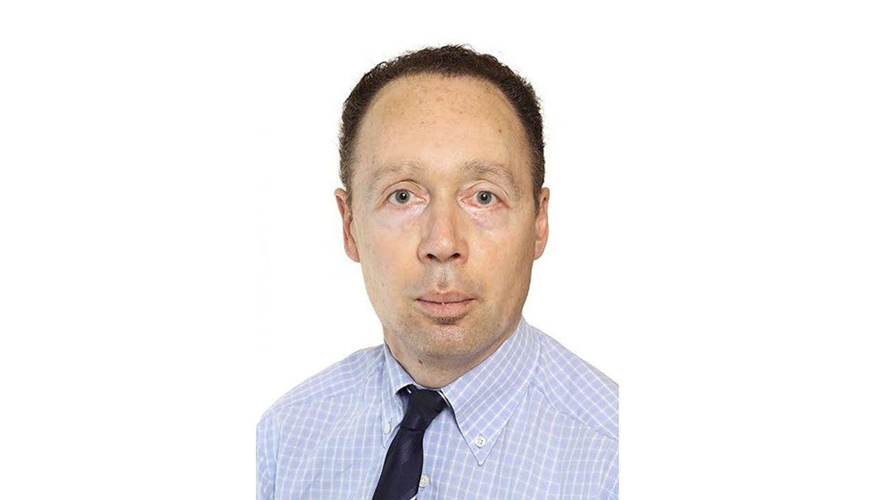 Francis Perrin, chercheur IRIS.