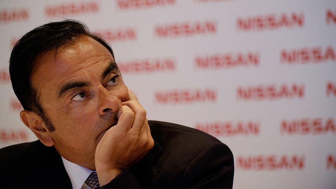 Le patron de l'alliance Renault-Nissan-Mitsubishi, en garde à vue depuis le 19 novembre, comparaîtra à sa demande devant les juges mardi 8 janvier.