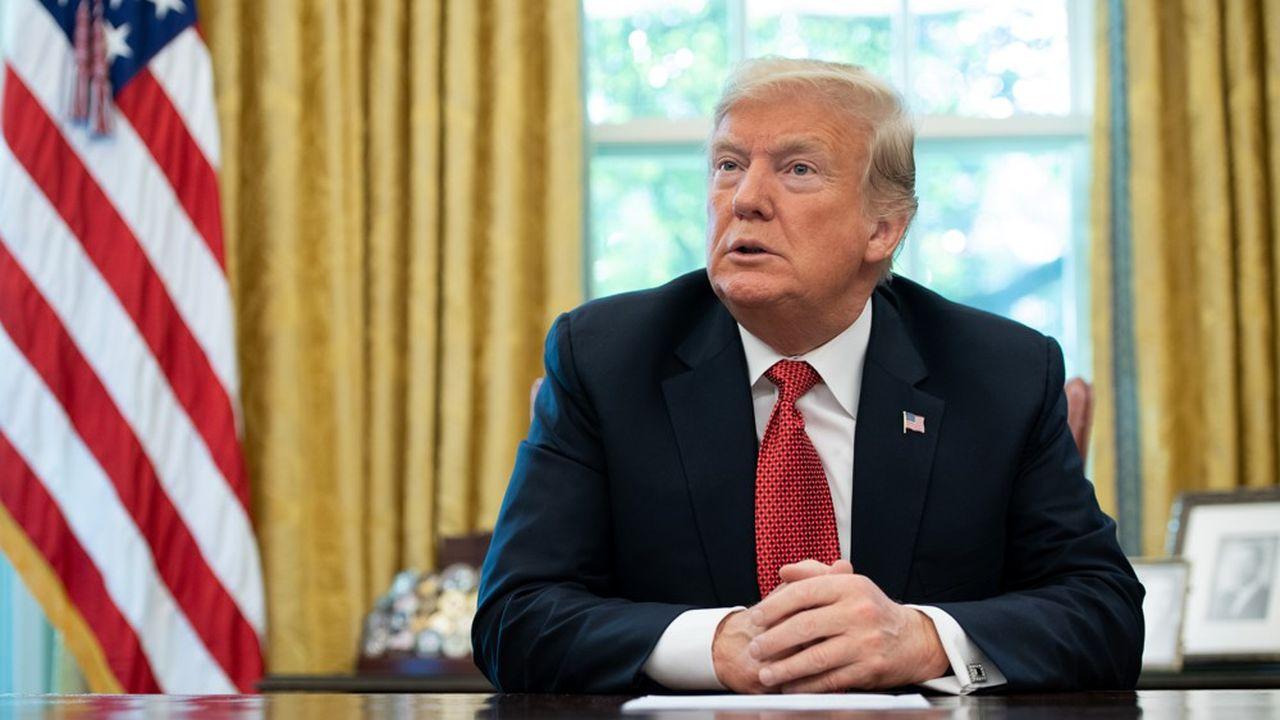 Donald Trump défendra son projet de mur lors d'un discours diffusé en «prime time» à la télévision américaine.