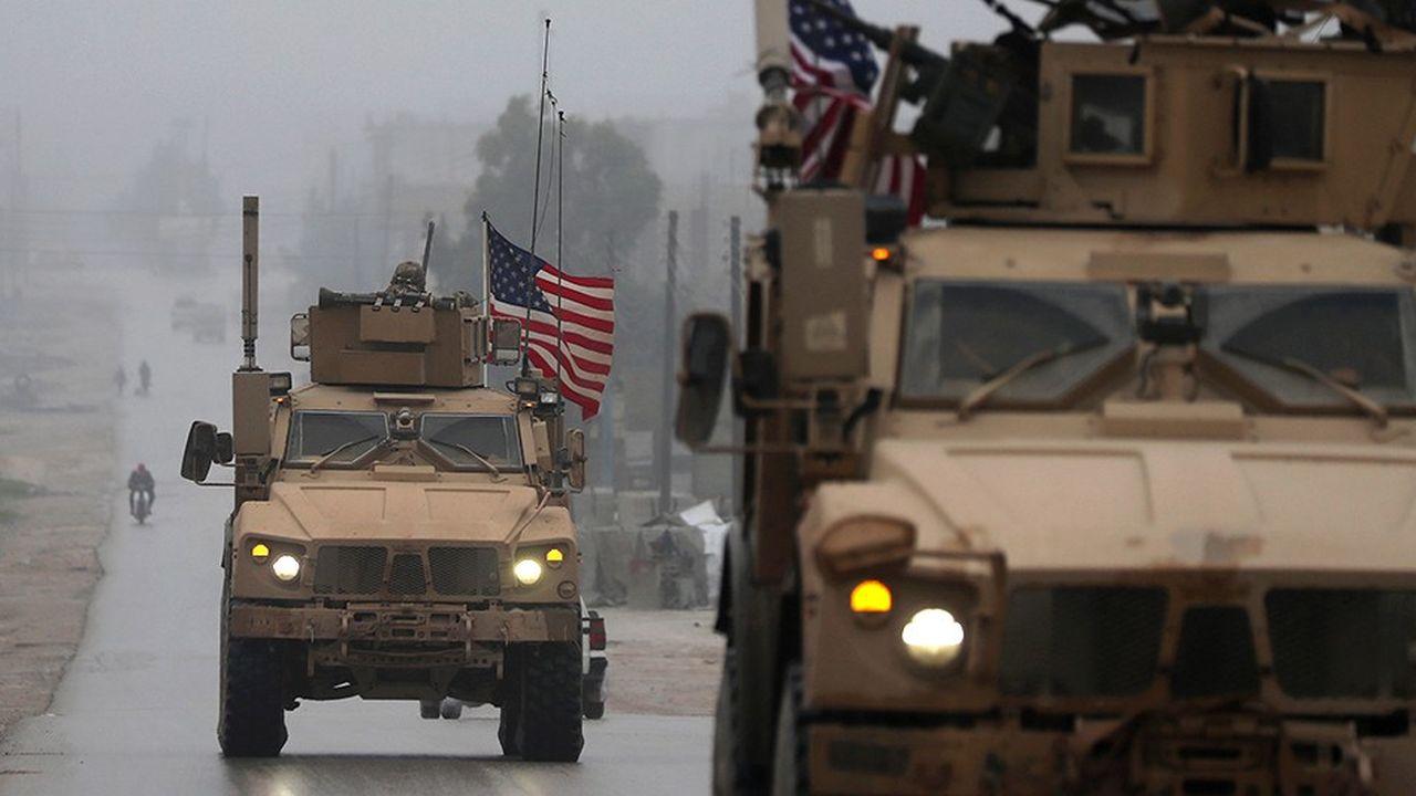 Les responsables de la politique étrangère des Etats-Unis ont justifié la présence américaine en Syrie comme s'inscrivant dans le cadre de la guerre contre l'Etat islamique.