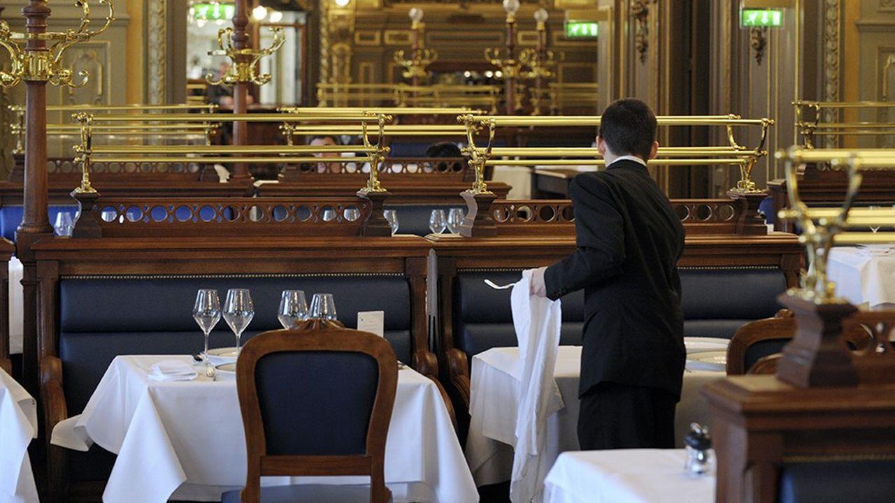 L'hôtellerie-restauration compte parmi les secteurs qui font le plus appel aux contrats courts.