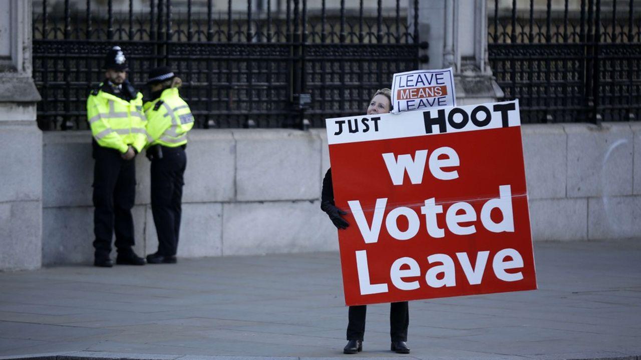 Le 15janvier prochain les députés britanniques prendront part à un vote historique portant sur l'accord conclu entre l'Union européenne et Londres