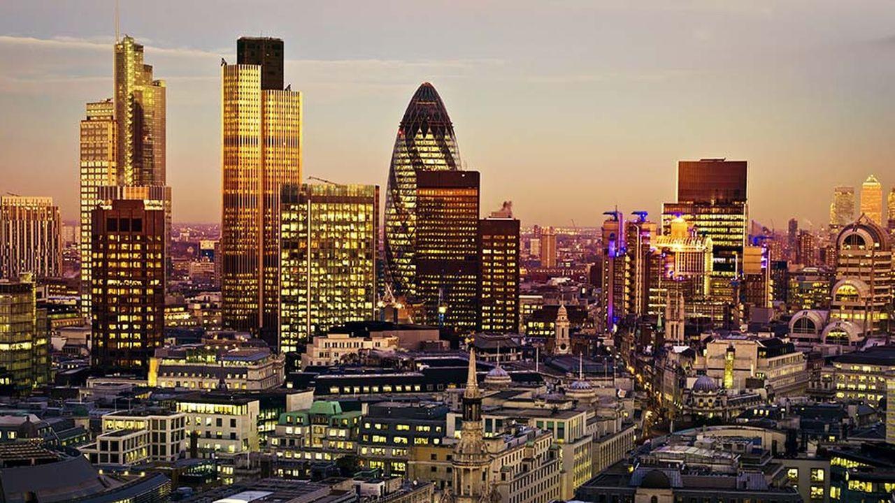 Pour les start-up basées à Londres, le secteur de la finance a attiré à lui seul plus d'un milliard de livres d'investissements en 2018.