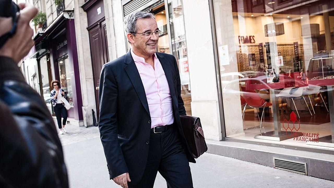 Thierry Mariani plaidait depuis plusieurs mois pour un rapprochement entre Les Républicains et le Rassemblement national