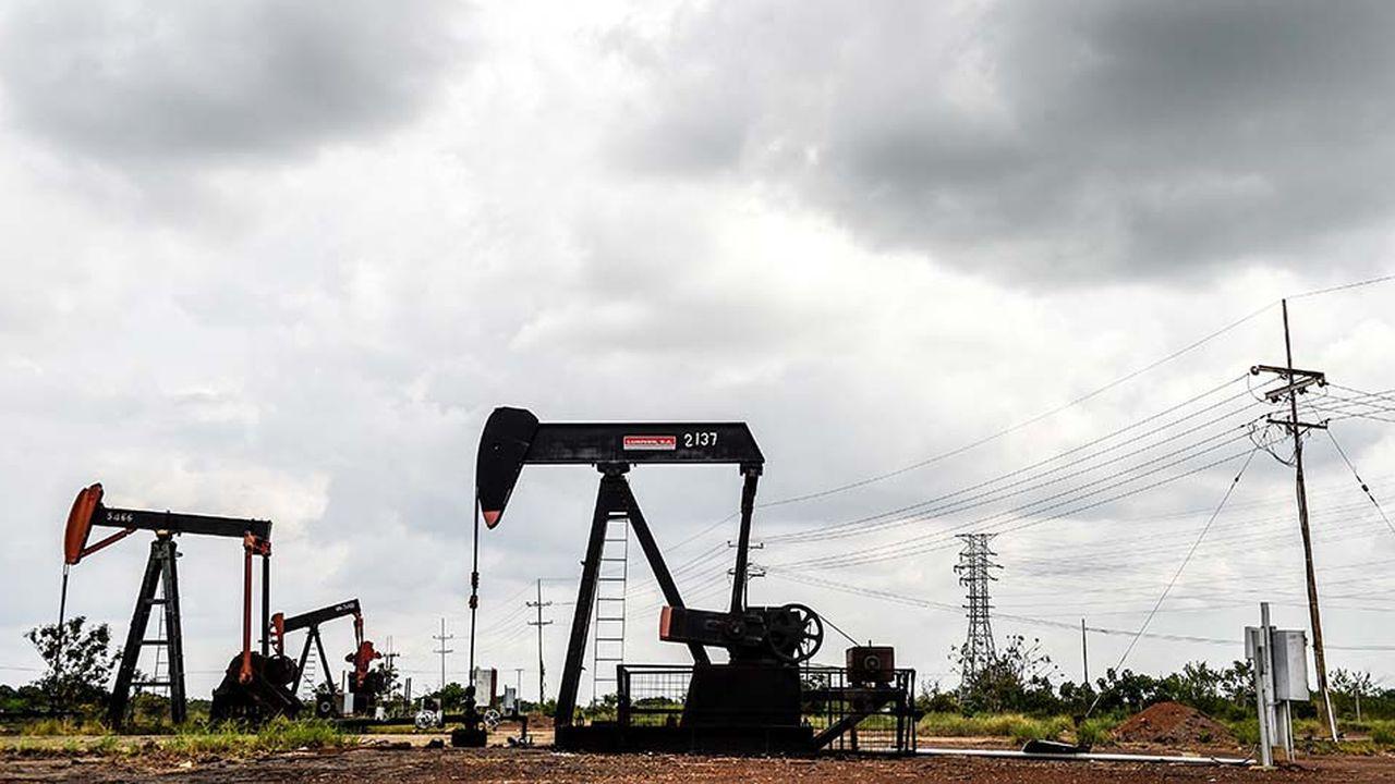 Faute d'investissements, la production de pétrole du Venezuela s'est effondrée depuis 2017.