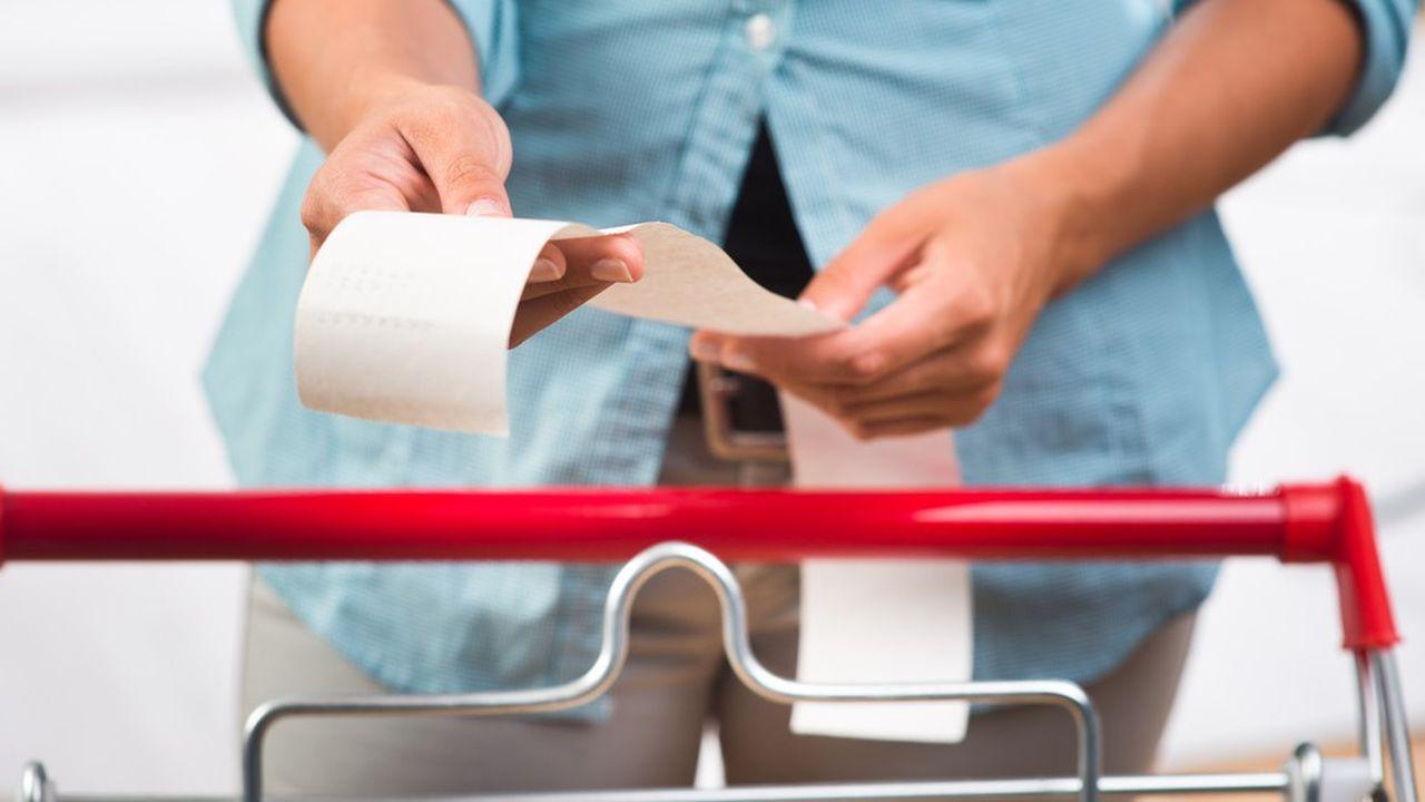 En ce début d'année, les ménages ne sont pas d'humeur à réaliser des achats importants