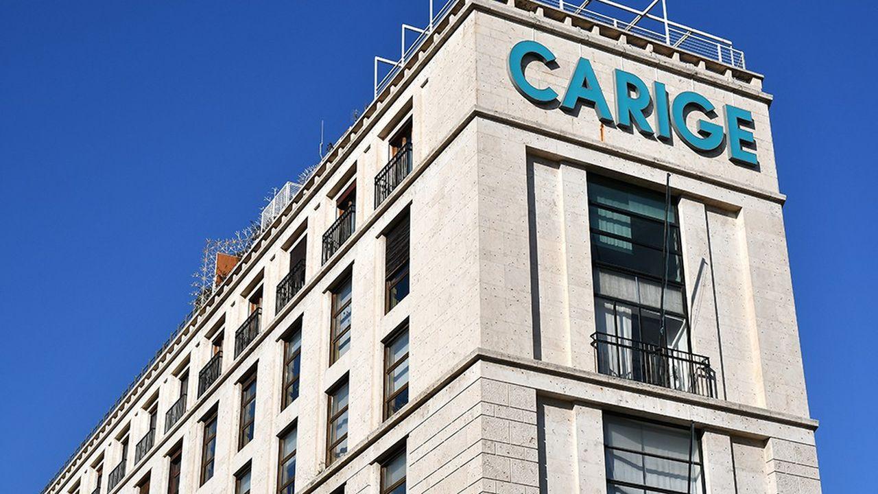 n début de semaine, Banca Carige a qualifié «d'option résiduelle» l'éventualité une recapitalisation publique.