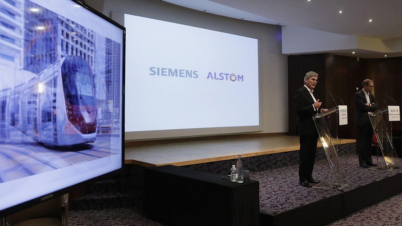 Alstom et Siemens avaient annoncé dès le départ, en septembre2017, que leur projet prévoyait le versement de 1,8milliard de dividendes aux actionnaires du groupe français. Mais si la fusion capote du fait de l'opposition de la Commission européenne, la distribution de dividendes tombera à l'eau.