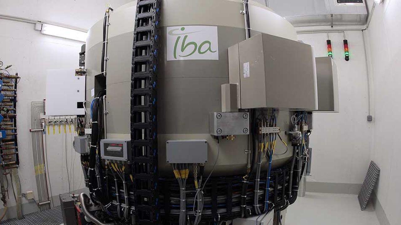 Curium née de la fusion de IBA Molecular et Mallinckrodt Nuclear Medicine exploite le principal réseau de cyclotrons destiné à la production de 18F FDGen France.