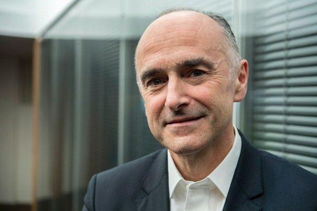 Jean-Pierre Denis, président de Crédit Mutuel Arkéa.