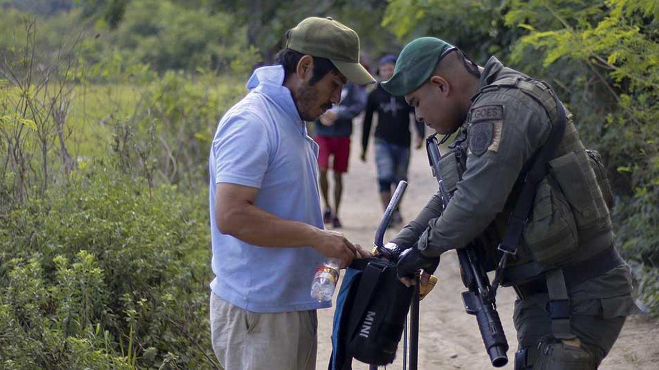 Selon l'ONU, 5,3millions de Vénézuéliens pourraient avoir fui le pays fin 2019.