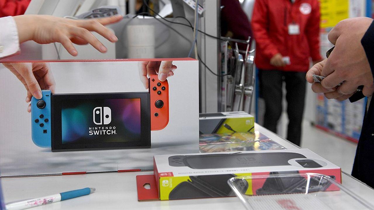 Depuis son lancement en mars2017, la Switch s'est vendue à 2,043millions d'exemplaires en France.