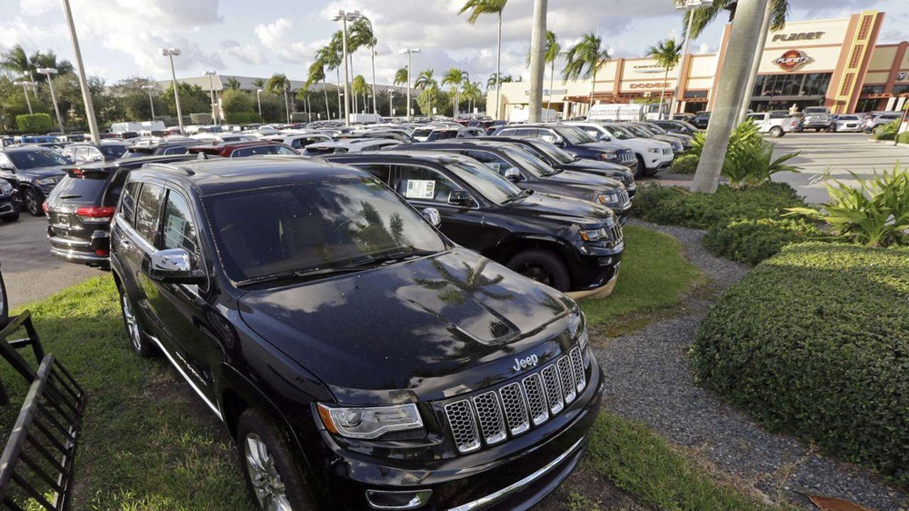 Le Jeep Grand Cherokee est l'un des véhicules qui sera concerné par le rappel et l'indemnisation de Fiat-Chrysler.