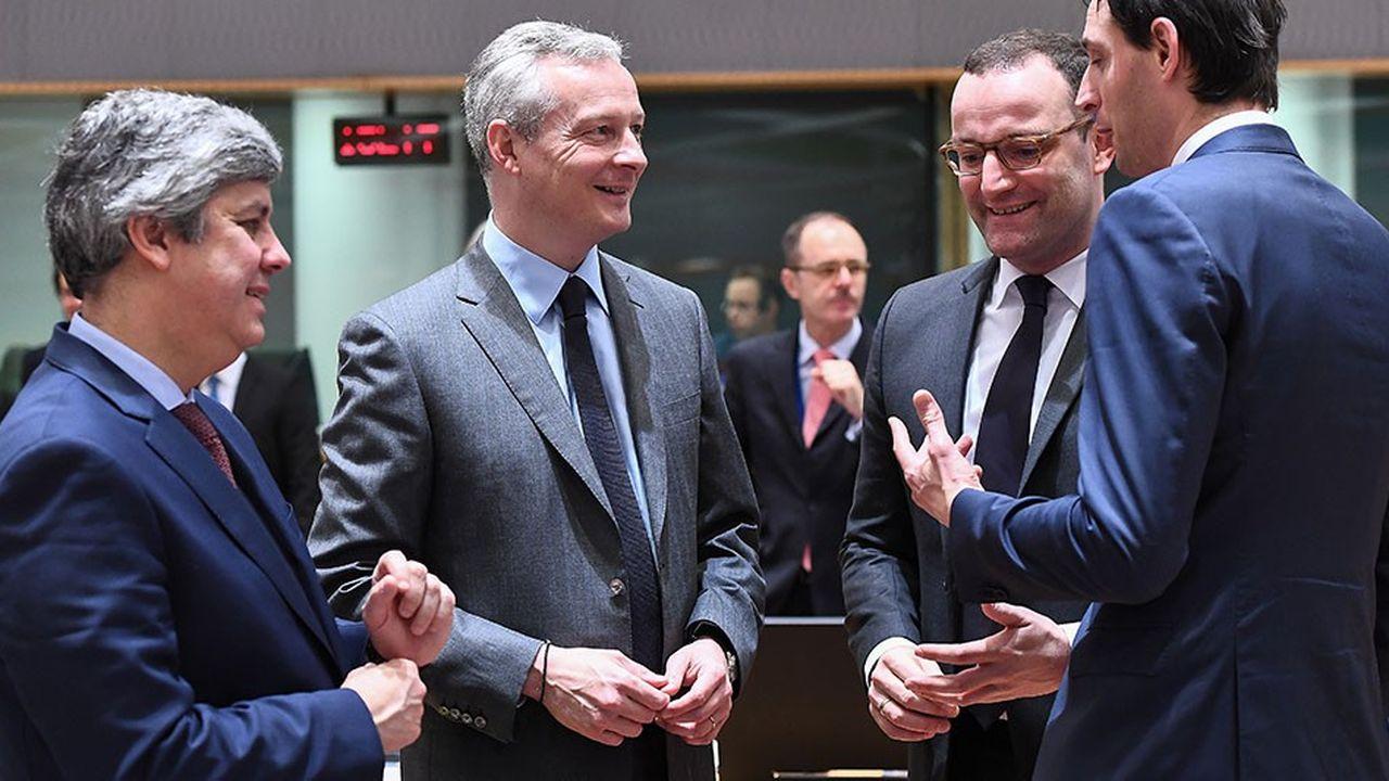 La France serait le premier Etat européen à introduire la taxe Gafa, même si d'autres pays affichent des projets en ce sens.