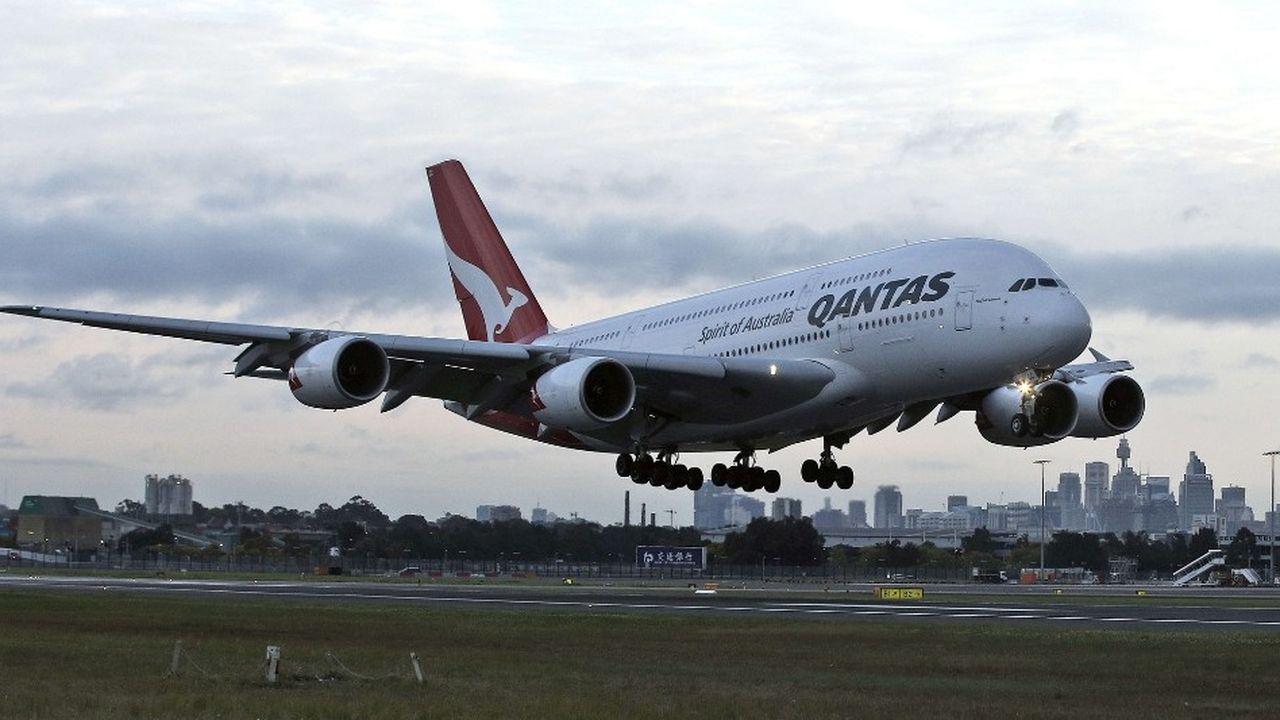 Qantas domine une fois de plus le palmarès des compagnies les plus sûres établi par AirlinesRatings.