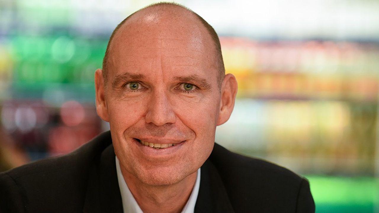 Régis Schultz, le président de Monoprix, explique sa décision de supprimer les prospectus imprimés.