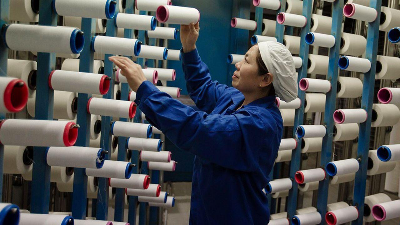 Bon nombre d'entreprises chinoises non rentables devraient être fermées cette année prédit Eurler Hermes.