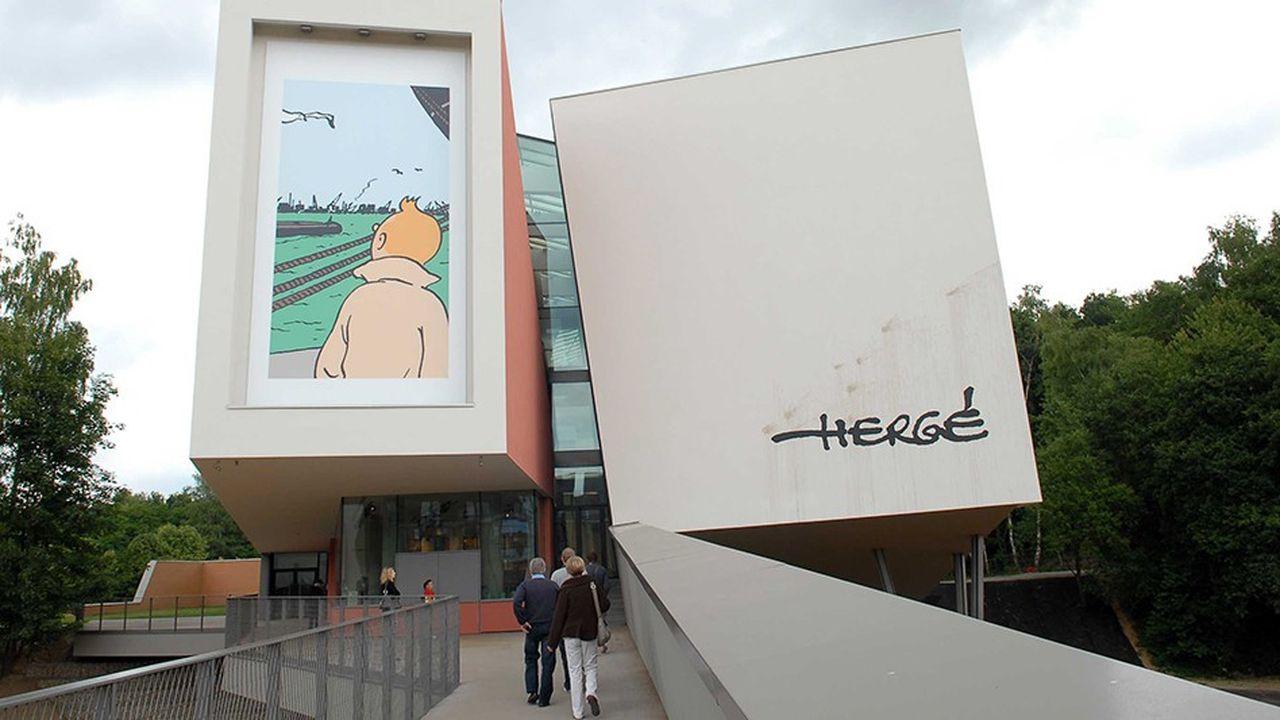 Le Plat pays a célébré, jeudi, les 90 ans de Tintin, le reporter qu'on a jamais vu dans une salle de rédaction.