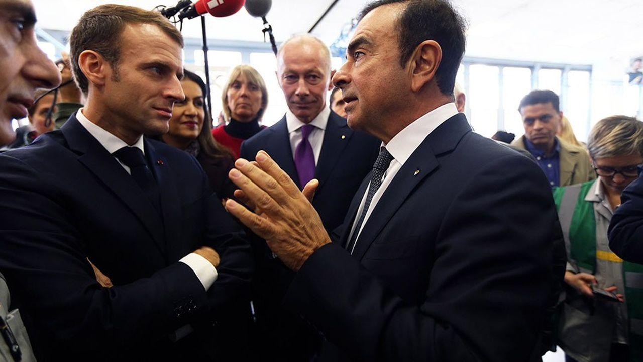 Chez Renault, la décision sur le nom du successeur de Carlos Ghosn devrait bientôt être prise.