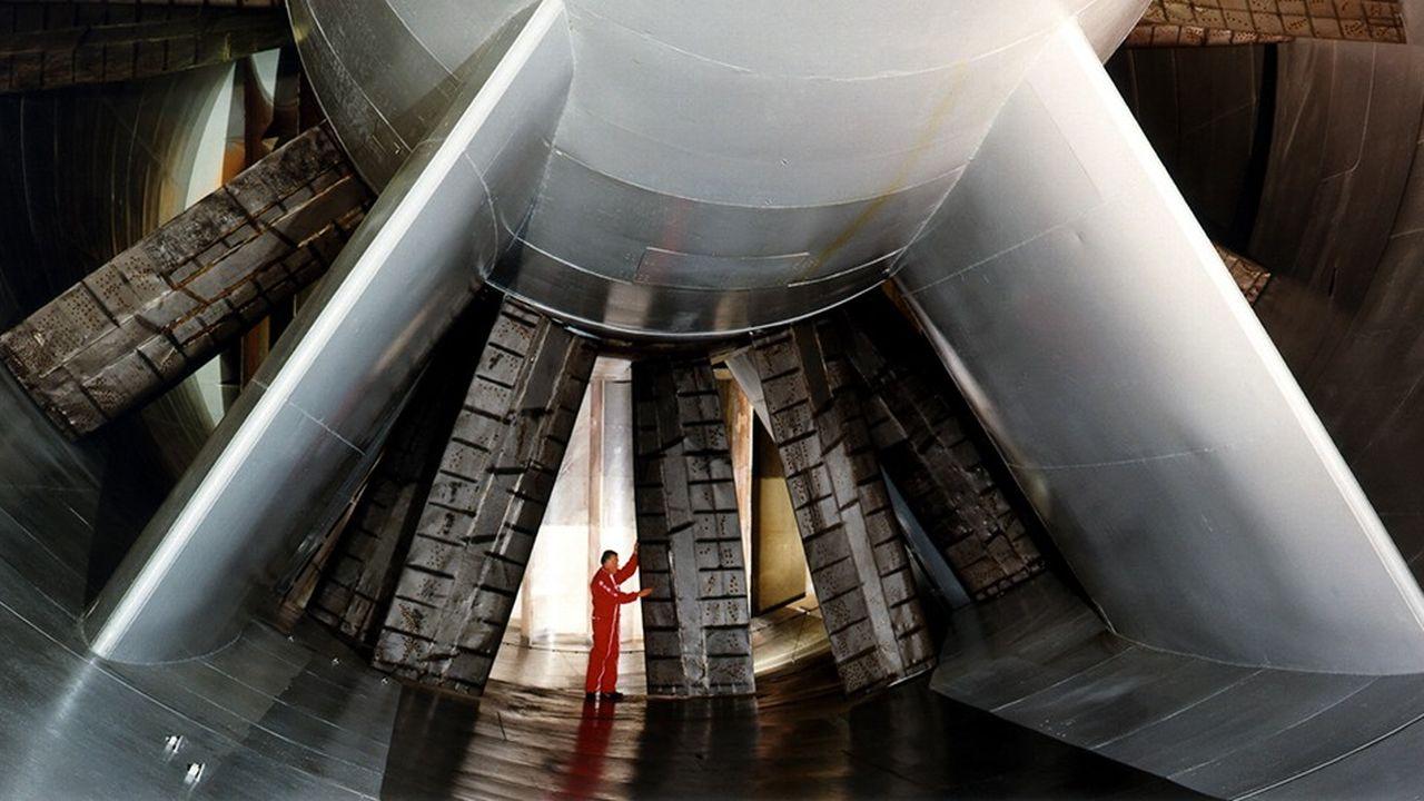 L'Onera détient les plus grandes souffleries d'Europe et même du monde. Des outils indispensables aux tests de résistance de l'aéronautique et de la défense.