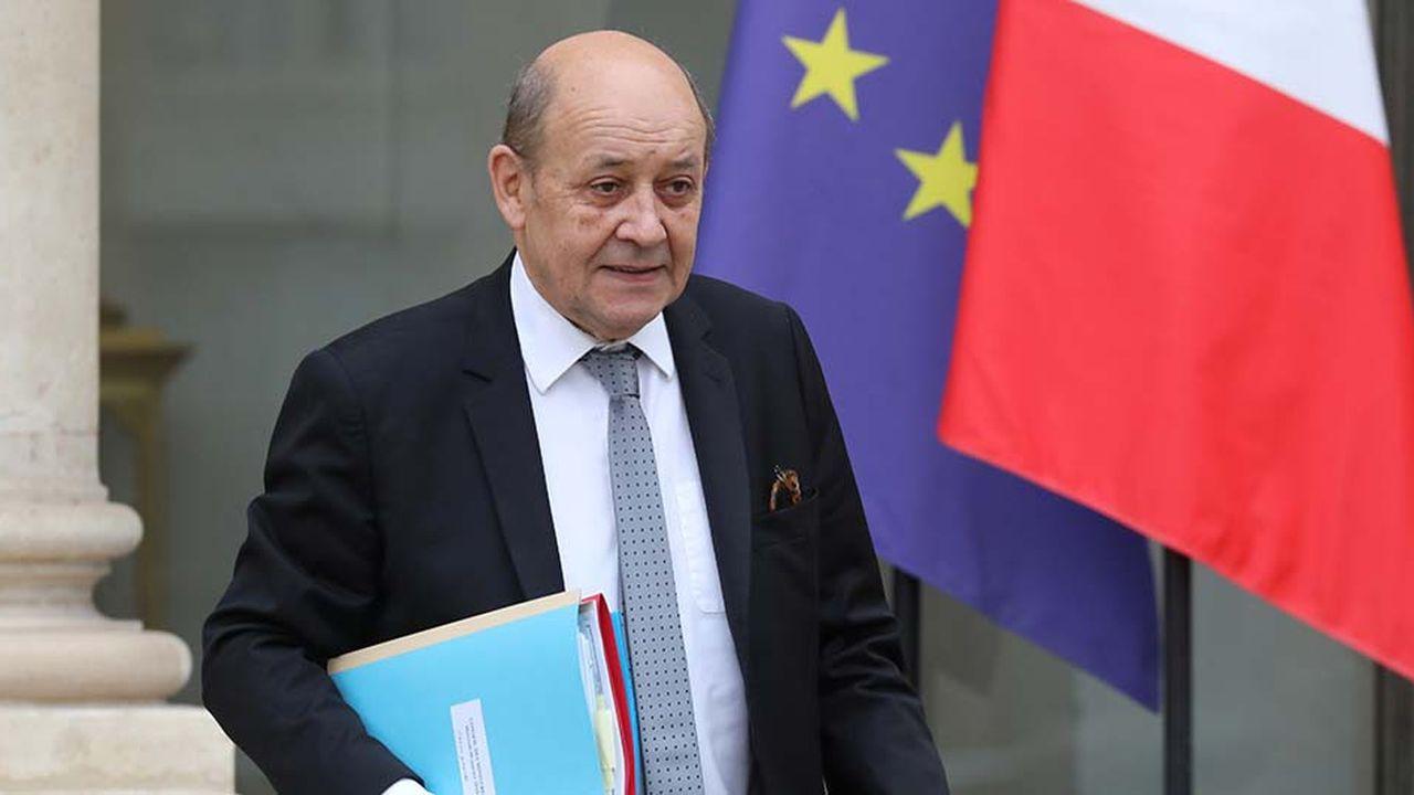 Le ministre des Affaires étrangères avait saisi, fin décembre, le parquet de Paris à propos des passeports diplomatiques utilisés par Alexandre Benalla.