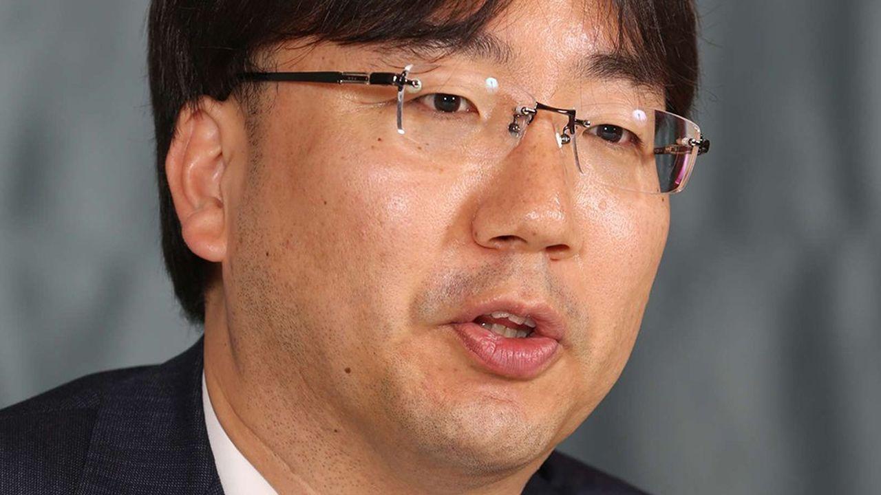 Shuntaro Furukawa, 46 ans, a pris les rênes de Nintendo en avril dernier.