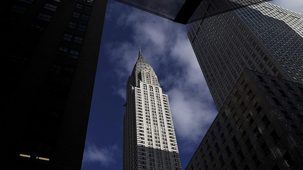 Inauguré en 1930, le Chrysler Building aura été, durant onze mois seulement, le bâtiment le plus haut du monde avec ses 319 mètres.