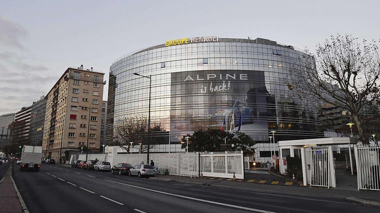 Au siège de Renault, un «point d'étape» a été fait aux membres du conseil d'administration jeudi.